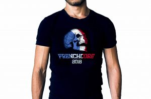 Frenchcore t-shirts