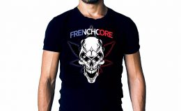Frenchcore t shirts